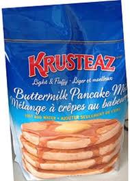 krusteaz ermilk pancake mix 50 g