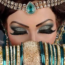 bridal party wear makeup tutorial