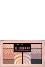 eyeshadow highlight makeup palette