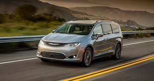 2020 chrysler pacifica model overview