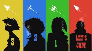 wallpaper anime cowboy bebop shadow