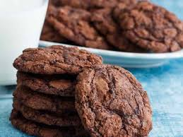 ghirardelli brownie cookies made from