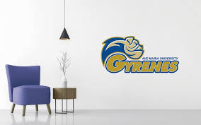Ave Maria University Basketball Ncaa Wall Decal Sticker Egraphicstore