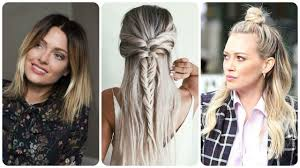 Top 20 Blond Fryzury Na Jesien 2018 Damskie Youtube