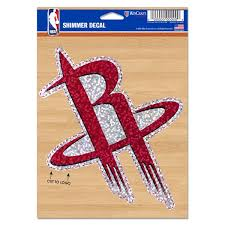 Houston Rockets Car Decals Decal Sets Rockets Car Decal Lids Com