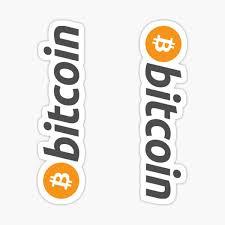 Bitcoin Stickers Redbubble