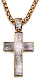 daesar mens necklaces stainless steel