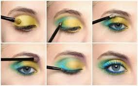 beautiful eye makeup tutorial pictures