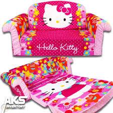 o kitty flip open sofa convertable