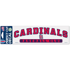 Official St Louis Cardinals Car Decor Cardinals Auto Truck Decorations Mlbshop Com