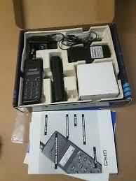 ERICSSON MOBILE Phone Ga 318 Vintage ...