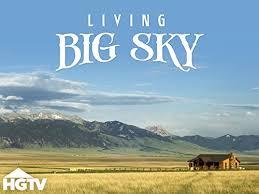 living big sky tv series imdb