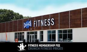crunch fitness s membership info