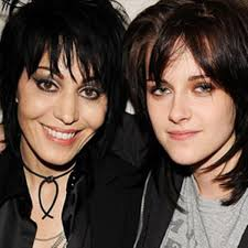 Joan Jett can see similarities with biopic alter ego Kristen ...