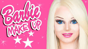 barbie makeup tutorial you