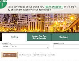bank promotion eva air global