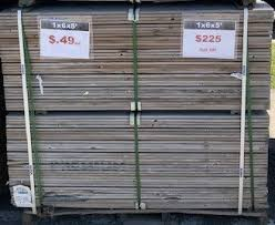 Rona 1x6 Fence Boards 5 Feet Long They Are The Facebook