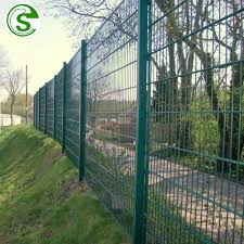 Cheap Double Wire Mesh Fence Panels Design Security Warehouse Partition Fencing Buy Welded Wire Mesh Fencing Green Vinyl Coated Welded Wire Mesh Fence Decorative Wire Fence Product On Alibaba Com