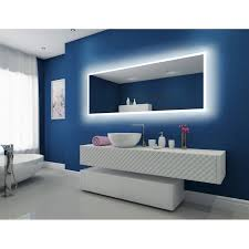dimmable 79 x 30 inch rectangle