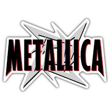 Sticker Metallica Hardwired Muraldecal Com
