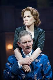 Abigail Cruttenden (Clarissa Eden) and Anthony Andrews (Anthony Eden) - The  Big Wig Company