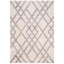safavieh berber cream gray 6 ft x