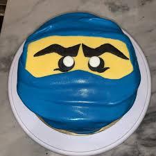 Jay Walker Ninjago cake HAPPY BIRTHDAY MAJ #ninjago #lego #cake  #kidsofinstagram #chocolatecake #chocolatefrosting @… | Cake, Ninjago cakes,  Lego ninjago cake