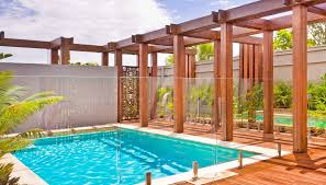 high quality glass pool fencing