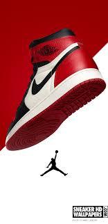 jordan sneaker wallpaper 1080x2220