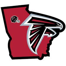 Atlanta Falcons Home State Decal