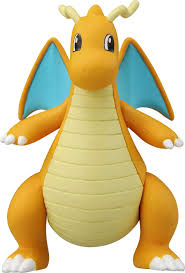 Mua Takaratomy Pokemon Sun & Moon ESP-13 Dragonite Action Figure ...
