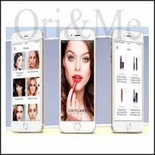 makeup mirror oriflame independent team
