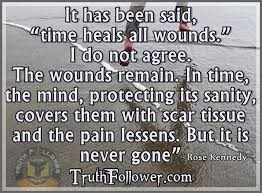 truth follower time heals all wound quotes about healing