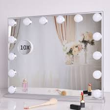 beautme larger vanity mirror hollywood