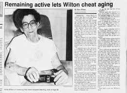 Hilda Holmes Wilton - Newspapers.com