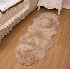 Honana Wx 574 Imitation Wool Carpets Home Carpets Fur For Kids Room Living Room Warm Fur Carpets Faux Sheepskin Rug Sheepskin Rug Fur Carpet