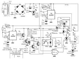 Zz 1485 Electric Fence With Alarm Circuit Court Schematic Wiring