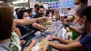 Prayers, fury after Philippines reports first coronavirus death ...