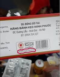 Cảnh báo: Cẩn thận ăn bánh kẹo cúng Tết gặp phải hàng giả