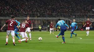 Europa League, Arsenal-Milan: diretta gol in chiaro su TV8
