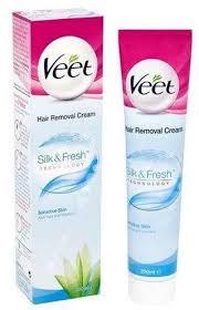 veet hair removal cream sensitive