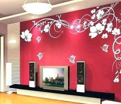 pretty house wall painting models