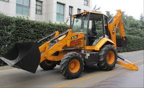 sany wheeled excavator bl70c lands in