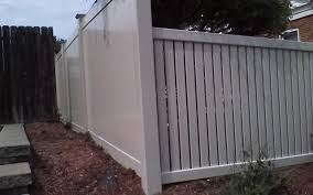 Pro Fence Railing Residential Fencing Photo Album Clay Vinyl Fence Installation In Conway Pa