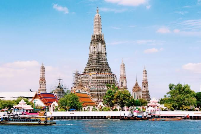 Wat Arun, Thailand, bangkok, Kuil di Thailand