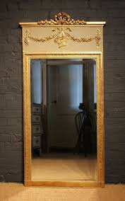 reproduction french trumeau mirror