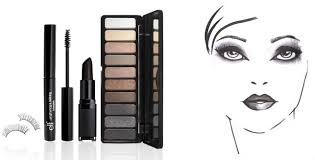 easy to use makeup kits under
