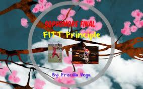 FITT Principle by Priscilla Vega on Prezi Next