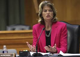 GOP Sen. Lisa Murkowski says she struggles in supporting Trump - Los  Angeles Times