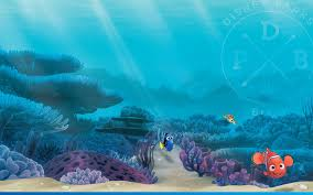 finding nemo wallpapers top free